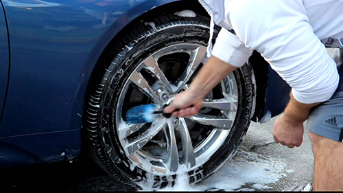 wheel repair renton